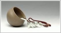 曲峰紫砂壶 全手刹凹成型 一厂老青段 只一个 原矿段泥 - 美壶网