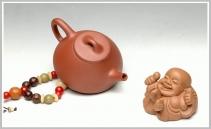 曲峰紫砂壶 功夫茶必备实用佳品 小子冶石瓢120cc 原矿清水泥 - 美壶网