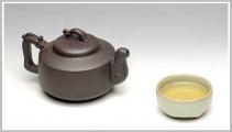 范泉明紫砂壶 龙运在手 灵龙壶 原矿黑泥 - 美壶网