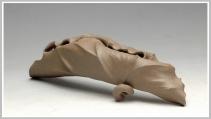 美壶定制紫砂壶 文雅茶宠 手工精制 可看细节 精品 荷叶 原矿段泥 - 美壶网