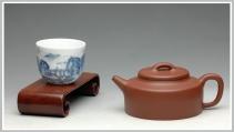 曲峰紫砂壶 端庄大气 儒雅典范 品质如一  全手汉韵 原矿底槽清 - 美壶网
