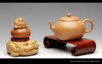 何卫枫紫砂壶 拙与灵并存 追摹古风  优质段泥 全手汲泉 何卫枫新品 原矿段泥 - 美壶网
