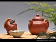 美壶定制紫砂壶 型老,料老,款老之非老壶的味道 全手高莲子 原矿清水泥 - 美壶网