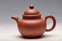 顾小英紫砂壶 传统之寿珍掇球 不老的传说 实用精品 原矿底槽清 - 美壶网