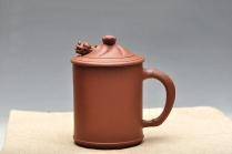 美壶定制紫砂壶 龙杯 优质青水泥 自用送礼佳品 带高档锦盒 原矿清水泥 - 美壶网