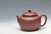 袁新强紫砂壶 实用佳品  全手恒古 原矿底槽清 - 美壶网
