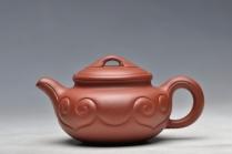 顾小英紫砂壶 尤其适合这个寒冷的季节~ 小仿古如意 优质底料 原矿底槽清 - 美壶网