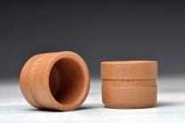 美壶定制紫砂壶 精品回纹口杯 油性十足的段泥 原矿段泥 - 美壶网