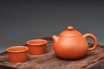 美壶定制紫砂壶 加量不加价 美壶特惠 降坡泥之文旦套组 适茶传统器形和泥料 原矿降坡泥 - 美壶网