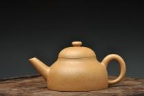 美壶定制紫砂壶 美壶特惠 茶人最爱 实用巨轮系列之段泥小壶之一 原矿段泥 - 美壶网