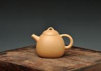 美壶定制紫砂壶 美壶特惠 茶人最爱 实用巨轮系列之段泥小壶之四 原矿段泥 - 美壶网