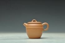 美壶定制紫砂壶 美壶特惠 茶人最爱 实用巨轮系列之段泥小壶之二 仿清巨轮~ 原矿段泥 - 美壶网