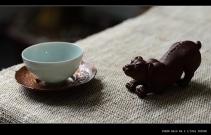 美壶定制紫砂壶 精品茶宠 天狗 孤品 不接受定做 原矿清水泥 - 美壶网