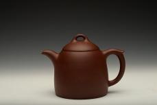 紫砂壶图片:美壶特惠 适茶实用器 仿清秦权 - 美壶网