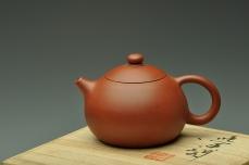 紫砂壶图片:美壶特惠 老味 美壶定制小品 红美人~ 摹古小西施 - 美壶网