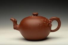 紫砂壶图片:田园情趣之南瓜 - 美壶网