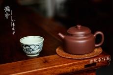 紫砂壶图片:美壶特惠 优质紫泥 经典德中 实用性比得过石瓢o(∩_∩)o  - 美壶网