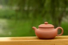 紫砂壶图片:双节特惠 佳品仿古壶  器型端庄  传统实用 - 美壶网