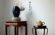 紫砂壶图片:邵春良老师全手近作 本绿小莲子 端庄秀美 泥料温润如玉 - 美壶网