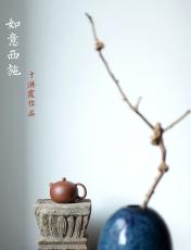 紫砂壶图片:深情连连 敦厚可人 有性格的全手嵌盖如意西施o(∩_∩)o  - 美壶网