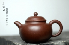 紫砂壶图片:油润老紫泥 杀茶利器 灵巧清秀 全手小掇只 - 美壶网