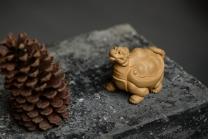 美壶定制紫砂壶 优质段泥 做工精致 龙龟茶宠 原矿段泥 - 美壶网