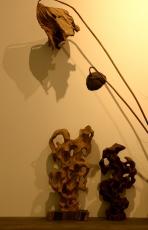 紫砂壶图片:紫砂太湖石文房雅玩~    全手文房假山  皱、瘦、漏、透 - 全手工紫砂壶网