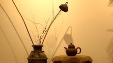 紫砂壶图片:经典再现 全手寿珍掇球 传统实用 - 美壶网
