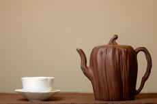 紫砂壶图片:吴震经典代表作 榕树 - 美壶网