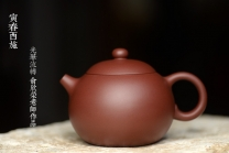 俞欣荣紫砂壶 美壶特惠 经典传统 寅春西施 优质枣红泥 逸韵丰华  - 美壶网