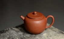 董良紫砂壶 美壶特惠 全手高苹果 实用有趣 耐品 原矿清水泥 - 美壶网