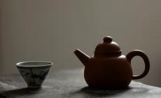 紫砂壶图片:摹古明式 风格粗犷 淞庐出品~ 全手永乐 【paowang】 - 全手工紫砂壶网