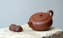 美壶定制紫砂壶 天天特惠之思源 工料均不错 送礼和入门最佳 原矿清水泥 - 美壶网