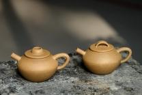泓渝山房紫砂壶 美壶特惠 杀茶利器  茶人最爱 可人小壶 巨轮  原矿段泥 - 美壶网