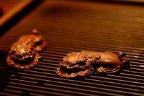美壶定制紫砂壶 美宠特惠 做工精细 生动传神~~貔貅茶宠 茶盘尤物 原矿紫泥 - 美壶网