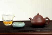 俞欣荣紫砂壶 美壶特惠 经典实用 潘壶 优质枣红泥 极易泡养 枣红泥 - 美壶网