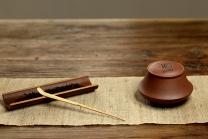 陆轶舟紫砂壶 文房茶叶罐 陆轶舟装饰 古朴之风 原矿清水泥 - 美壶网