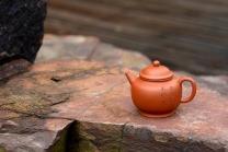 徐亚春紫砂壶 只为茶人 传统器形 铁观音利器 优质朱泥 美壶特惠 全手宫灯 原矿朱泥 - 美壶网