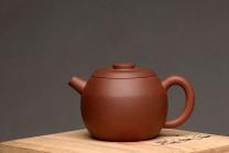 泓渝山房紫砂壶 美壶特惠 茶人最爱 杀茶利器 古朴小品 实用小巨轮 原矿清水泥 - 美壶网