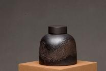 美壶定制紫砂壶 美壶定制  新颖茶叶罐 密封性好 古朴雅致  - 美壶网