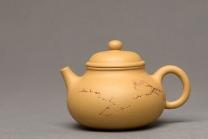 徐亚春紫砂壶 壶中经典 古朴实用 杀茶利器 容天  原矿段泥 - 美壶网