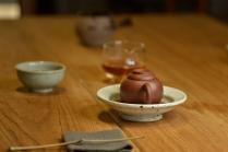 泓渝山房紫砂壶 美壶特惠 茶人最爱 古朴小品 实用巨轮  原矿清水泥 - 美壶网