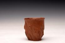 美壶定制紫砂壶 美壶定制 精品全手树桩杯  优质降坡泥 文气把玩 原矿降坡泥 - 美壶网