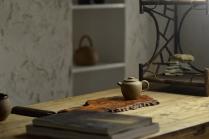 泓渝山房紫砂壶 美壶特惠 实用摹古段泥巨轮  杀茶利器 茶人最爱 原矿段泥 - 美壶网