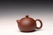 曲峰紫砂壶 传统实用精品 西施 灵气可人 原矿底槽清 - 美壶网