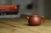 泓渝山房紫砂壶 美壶特惠 杀茶利器 小巨轮 茶人最爱 古朴实用 原矿清水泥 - 美壶网