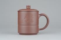 美壶定制紫砂壶 优质紫泥 上善若水杯 美杯特惠 原矿紫泥 - 美壶网