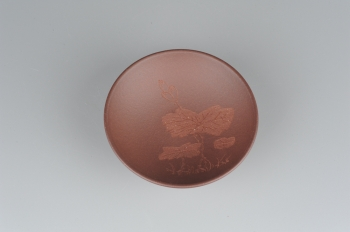 美壶定制紫砂壶 优质紫泥 雅致荷花乳香杯 品茗杯 拿捏舒适  原矿紫泥 - 美壶网