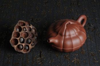 宗平紫砂壶 全手工精品合菱 筋囊力作 难度大 原矿清水泥 - 美壶网