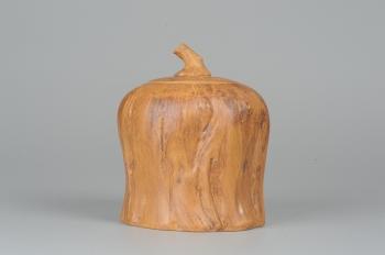 美壶定制紫砂壶 特惠文气树桩茶叶罐 原矿段泥 - 美壶网